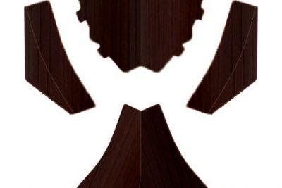 Комплект аксесcуаров к LB 23 дуглас темный 20-23-4-6033*