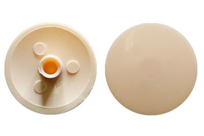 Заглушка для эксцентрика №20 ваниль, клен (1000 шт/у)