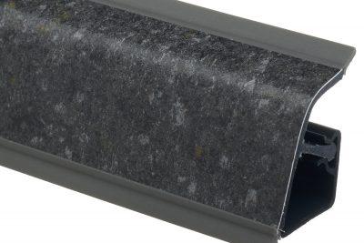 Плинтус 118 Бриллиант черный 606198 4,2м
