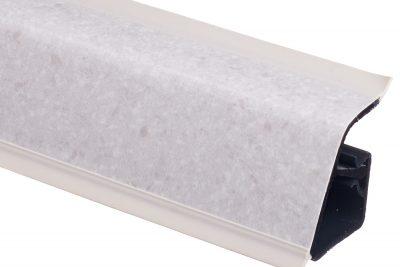 Плинтус 118 Белый камень 604689 4,2м