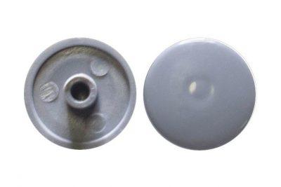 Заглушка для евровин №19 светло-серый (1000 шт/уп)