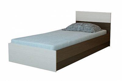 Юнона Кровать 0,8 (с настилом)