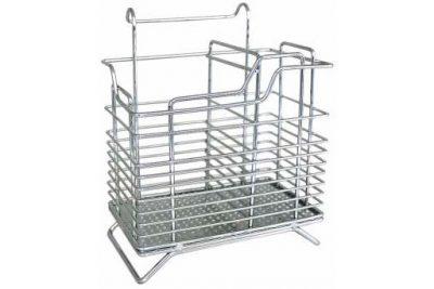 Подставка для стол.приборов 150х120х190 хром LS104