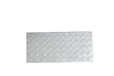 Амортизатор силиконовый на листе 50 шт.