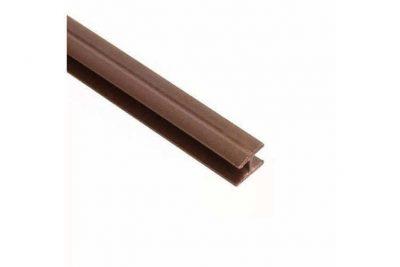 Брус соединительный для ДВП (2м) коричневый * под заказ