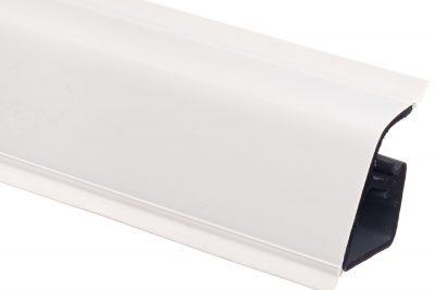 Плинтус 118 Белый Глянец Неон 628705 4,2м