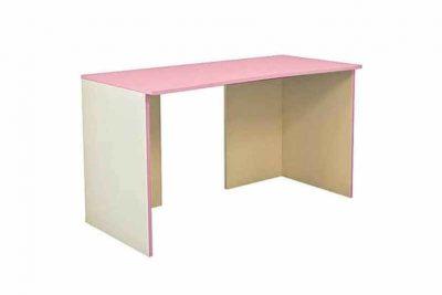 Радуга Стол 1200 цвет Фламинго