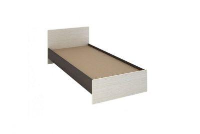 Бася КР-555 Кровать 0,9 м Венге/дуб белф.