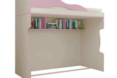 Радуга Кровать 2 этаж Фламинго