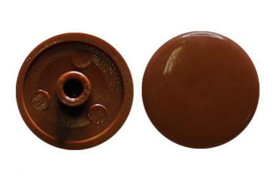 Заглушка для евровин №10 орех (1000 шт/уп)