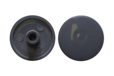 Заглушка для евровин №18 серый (1000 шт/уп)