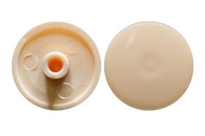 Заглушка для евровин №20 ваниль, клен (1000 шт/у)