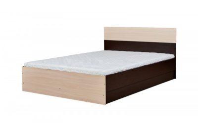 Юнона Кровать 1,4 (с настилом)