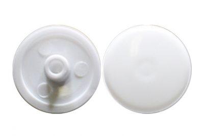 Заглушка для эксцентрика №23 белый (1000 шт/уп)