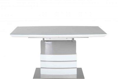 Стол OKT-211-2 (140/180) (Бело-серый)