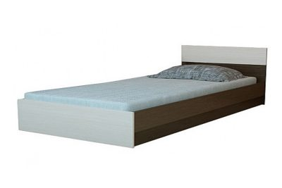 Юнона Кровать 1,2 (с настилом)