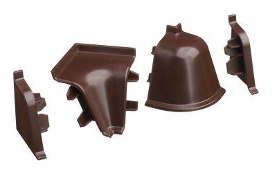 Комплект заглушек темно-коричневые 96102 118/ 12297251016