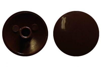Заглушка для эксцентрика №8 венге (1000 шт/уп)