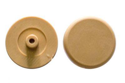 Заглушка для эксцентрика №13 дуб молочн (1000 шт/уп)