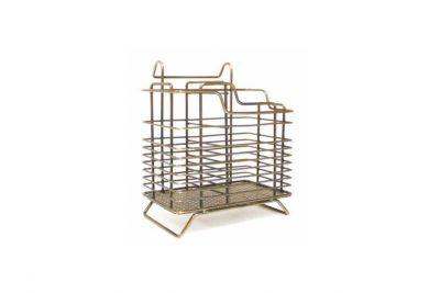 Подставка для стол.приборов 155х180х120 бронза LS301.ВА (МХ-430 BA)