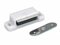 Магнит для двери белый  mini (100 шт)