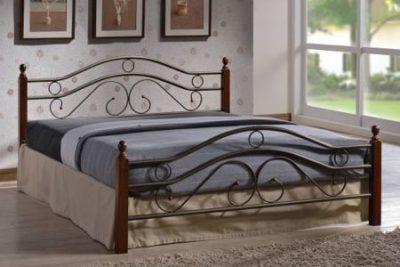 Кровать LILIUM 2S QB двухспальная (1600*2000)