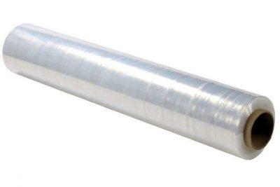 Пленка стретч ПЭ 500мм х 300м, 17мкм ЭКОНОМ (6 шт/уп)