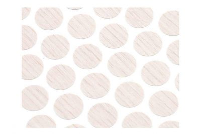 Заглушка самокл. 2125-РС/№18 дуб выбеленный (молочный)
