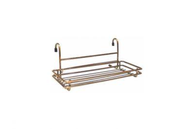 Полка для губок 265х160х115 LS309D бронза (MX-061 BA)