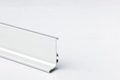 Ручка-профиль горизонтальная L , серебристый  мат 011Т / 4100 / 12096881011
