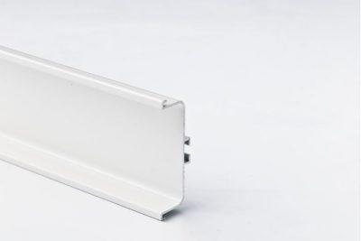 Ручка-профиль горизонтальная C, белый глянец  039W / 4100 / 12096921022