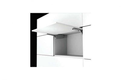 Подъемник д/откидного фасада DLITЕ С1 серый (фасад 4-9кг) *вывод