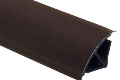 Плинтус 113 Дуглас темный 135М (3 м) 605926/609487 * ПОД ЗАКАЗ