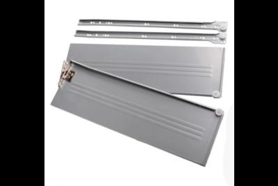 Метабокс 150*400 серебро (уп/11шт) * вывод