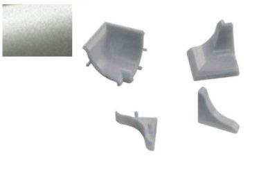 Комплект аксессуаров LB15 Алюм.Сатин 15-4-001