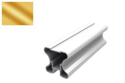 Профиль вертик. Симметр. D-2966 (B-305P) золото 2,7м
