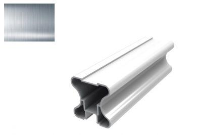 Профиль вертик. Симметр. D-2966 (B-305P) серебро 2,7