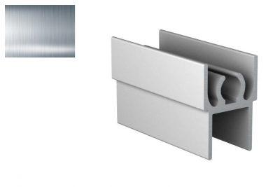 Профиль верхний горизонт. D-2955 серебро 2,95