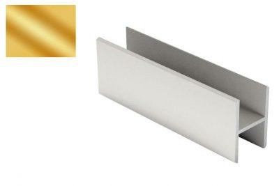 Профиль межсекц гор. D-2958 золото 2,95м