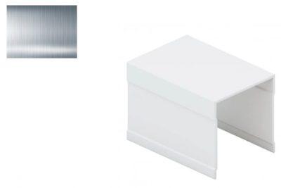 Профиль напр. П-образный серебро 2,95 м