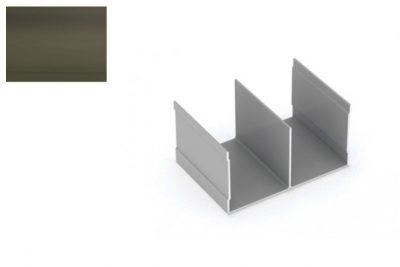 Профиль напр. Ш-образный D-2948 бронза 2,95 м