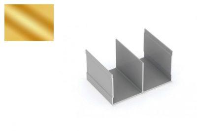 Профиль напр. Ш-образный D-2948 золото 2,95м