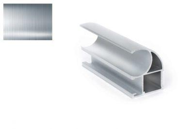 Профиль вертик. Ассим. РИАЛ KR001 серебро 2,7 м *вывод