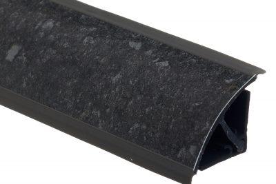 Плинтус 113 Бриллиант черный (3 м) 606497 * ПОД ЗАКАЗ