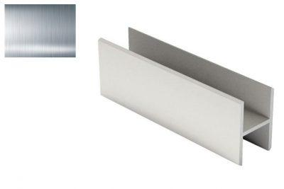 Профиль межсекц гор. РИАЛ KR09 серебро 2,95